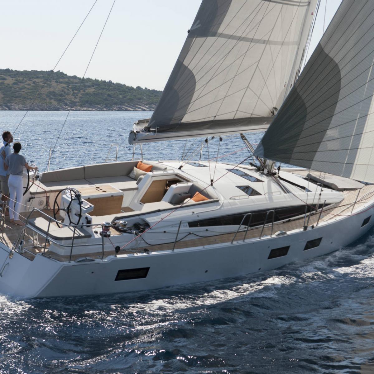 Jeanneau 54 | Jeanneau Boats on