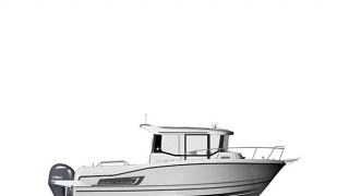 Merry Fisher 795 Marlin │ Merry Fisher Marlin of 7m │ Boat powerboat Jeanneau
